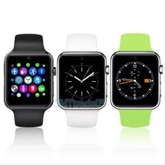 Smart Wrist Watch Phone DM09 Bluetooth SIM Card For iPhone IOS Android Samsung #UnbrandedGeneric