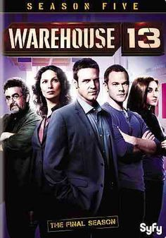 The fifth and final season of WAREHOUSE 13 continues to follow covert agents Pete (Eddie McClintock), Myka (Joanne Kelly), Artie (Saul Rubinek), Claudia (Allison Scagliotti), and Steve (Aaron Ashmore)