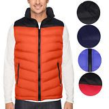 [$24.99 save 51%] True Rock Men's Quilted Puffer Vest #LavaHot http://www.lavahotdeals.com/us/cheap/true-rock-mens-quilted-puffer-vest/135299