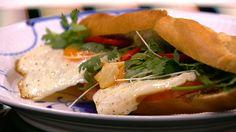 Vietnamesiske baguetter