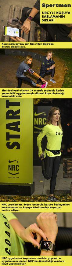 Koşmaya başlamak istiyorsunuz ancak gözünüz mü korkuyor? İşin en zor yanı başlamak. Koşuya başlayacaklara NRC Antrenörü Zeynep Aydemir'in önerileri var. #sportmen #koşu #zeynepaydemir #nike #nrc #nikerunclub