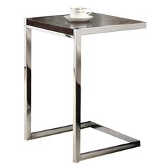 This would be perfect for next to my slipper chair...  Sanctuary Side Table from the Dwell with Dignity event at Joss and Main!