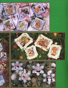 Gallery.ru / Фото #16 - 101 Ornaments For Christmas - natalytretyak