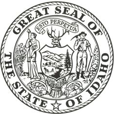 idaho state seal idaho state seal images