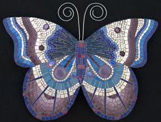 The amazing career of the master Irina Charny - Fair Masters - handmade, handmade Mosaic Crafts, Mosaic Projects, Blue Mosaic, Mosaic Glass, Mosaic Designs, Mosaic Patterns, Mosaic Wall Art, Mosaic Tiles, Butterfly Mosaic