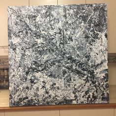Excited to share the latest addition to my shop: Black and white abstract inspired by leaves and trees Black And White Abstract, I Shop, Trees, Leaves, Paintings, Inspired, Unique Jewelry, Handmade Gifts, Inspiration