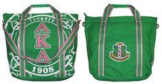 AKA Canvas Bag Ships Tomorrow