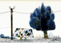 tent by Henry McCausland Kids Prints, Art Prints, Surrealism Painting, Watercolor Canvas, Image Makers, Heart Art, Autumn Trees, Illustration Art, Illustrations