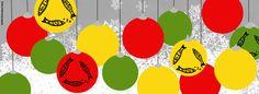 Les3sardines Couverture personnalisée pour votre page facebook par La Gorgone : Art numérique par la-gorgone