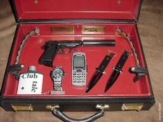 """Briefcase from """"From Russia with Love"""""""