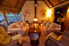 The Garden House at Tongabezi Safari Lodge, Zambia