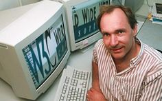 The world's first website went online 25 years ago today  Sir Time Berners-Lee at the World Wide Web Consortium
