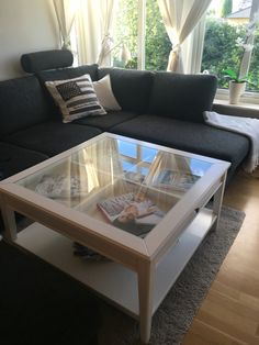 Tv room, new table #lexington #gant #ikea