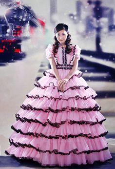 19 Century Vintage Victorian Dresses Lolita by victoriawholesale