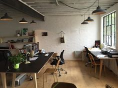 Hackney E2 coworking space