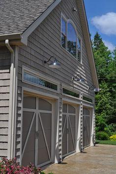16 Best Windows Above Garage Door Images Garage Garage