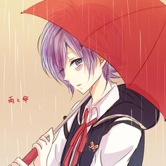 Diabolik Lovers  boy   diabolik lovers   diabolik lovers ova   kanato   kanato sakamaki   rain   rainfall   sadist   sakamaki   shower   vampire   Канато Сакамаки   дьявольские возлюбленные   канато   anime