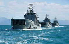 Two former Australian Balikpapan-class landing craft were commissioned into the Philippines Navy 23 July Sea State, Philippine Star, Australian Defence Force, Royal Australian Navy, Landing Craft, Armada, Navy Ships, Water Crafts, Philippines