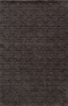 Amazon.com: Area Rug 5x8 Rectangle Contemporary Charcoal Color - Momeni Gramercy Rug from RugPal: Furniture & Decor
