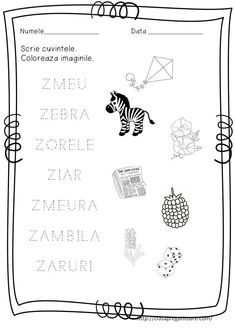 Litera A download pdf litera a   Litera M download pdf litera m Litera B download Litera B  Litera Z   Cartea literelor Cartea ABC Alphabet Writing, Alphabet Worksheets, Writing Words, Kindergarten Worksheets, Preschool At Home, Free Preschool, School Lessons, Projects For Kids, Homeschool