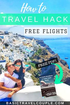 Want to learn how to travel the world for free? We have compiled our top tips and tricks to learn how to Travel Hack for beginners. Our free PDF will teach you how to travel the world on points Travel Rewards, Travel Info, Free Travel, Cheap Travel, Budget Travel, Travel Tips, Travel Hacks, Travel Articles, Affordable Vacations