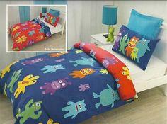 Monster bedding