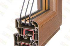 Okno Komfort Cava z pakietem 3 szybowym