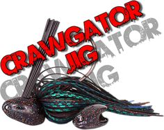 Bass Assault Lures Crawgator Jig