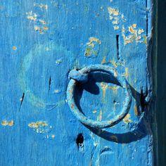another blue door detail... by Zé Eduardo..., via Flickr