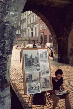 #gdansk as I love it most, 2012 (c) Małgorzata Rybakowska