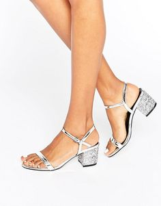 ASOS | ASOS HONEYCOMB Heeled Sandals