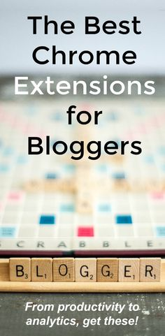 You're working too hard. Wasting time is never going to build your blogging business. Grab these free Chrome extensions to help! http://ndcfullcircle.com/chrome-extensions-bloggers/?utm_campaign=coschedule&utm_source=pinterest&utm_medium=ND%20Consulting%20-%20Blog%20to%20Business&utm_content=The%20Best%20Chrome%20Extensions%20for%20Bloggers%20Who%20Want%20to%20Make%20Money