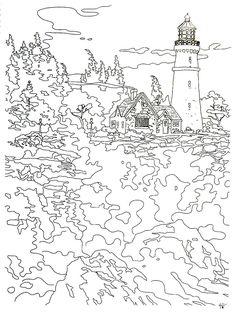 Thomas Kinkade Disney Coloring Pages 33 Best Thomas Kinkade Tribute images in 2017 Kinkade
