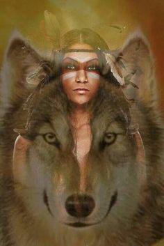 Wolf Woman - Dominique Mystique