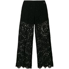 Twin-Set high waisted cropped trousers Buy Cheap Looking For Cheap Sale Sale 1DQKEG4Y