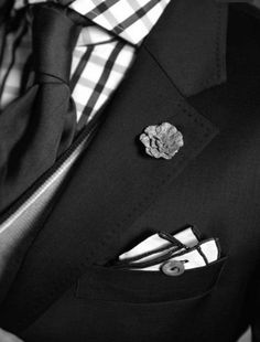 Neck Ties - Lapel Pins - Pocket Squares Hauterdashery's Expert Haberdashers Hand-Select the most exquisite accessories to compliment your wardrobe. Let our Haberdashers transform you from a Snappy Dresser, to a Dapper Gentleman today. Approve Every Order before it ships. #menshats #personalhaberdasher