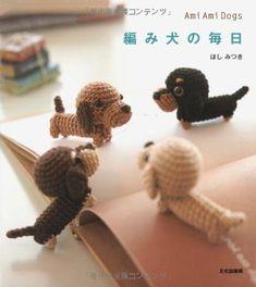 編み犬の毎日 Ami Ami Dogs   ほし みつき http://www.amazon.co.jp/dp/4579112121/ref=cm_sw_r_pi_dp_ObAmvb1JKE280