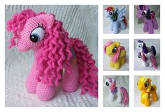 My Little Pony has been a favorite of little girls for many years. You can make them with these Awesome My Little Pony Free Crochet Patterns.
