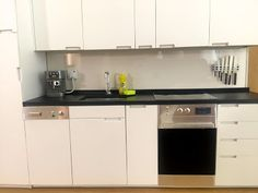 1:12 scale modern model houses: Kitchen