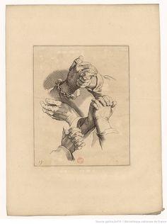 [Livre à dessiner] : [estampe] / Abrahamus Bloemaert inventor ; Fre. Bloemaert fecit.   Gallica Vintage World Maps, Pictogram, Printmaking, Draw, Paint