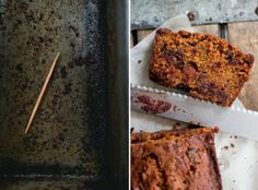Whole Wheat Carrot Bread from A Thought For Food