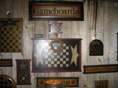I just love gameboards!!