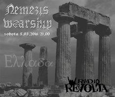 #greekblackmetal http://www.radiorevolta.pl/2016/03/nemezis-woarship-hellada-5032016.html