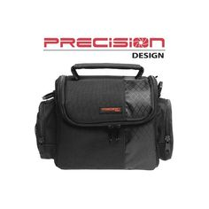 Precision Design Camcorder Padded Carrying Case for Sony HDRSX45 SX65 CX130 CX160 CX560 CX700 PJ10 PJ30 PJ50 XR160 TD10 Camcorders >>> Click image for more details.