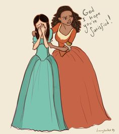 peggy schuyler fanart - Google Search