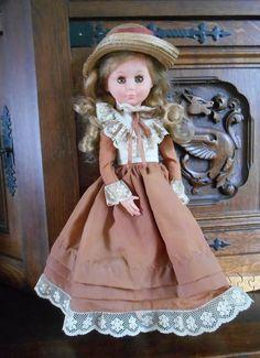 Poupée Doll ZZ Zanini Zambelli Bambola Belle époque 42cm | 8 euro + del