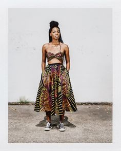 afro punk fashion -