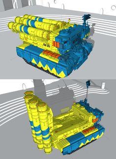Heavy AA Missile by flaketom.deviantart.com on @DeviantArt