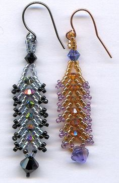 Beadweaves - Beaded Necklaces - St. Petersburg Chain