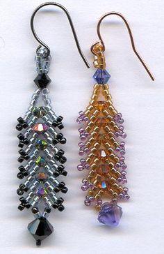 St Petersburg chain stitch necklace - Αναζήτηση Google